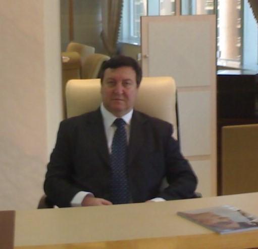 Ciro ufficio di Dubai